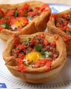 Corned Beef Hash Breakfast Cups