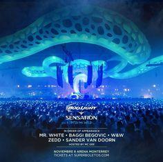 Sensation - Arena Monterrey Sander Van Doorn, Edm Music, Club, Dance, Movie Posters, Concerts, Dancing, Film Poster, Billboard