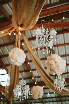 Georgia Barn Wedding by Ben and Colleen « Southern Weddings Magazine