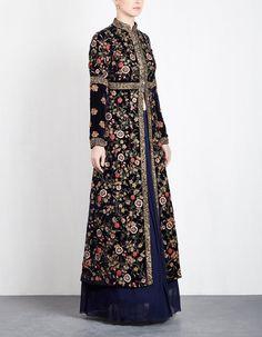 Batik Fashion, Abaya Fashion, Fashion Dresses, Indian Gowns Dresses, Pakistani Dresses, Dress Batik Kombinasi, Moslem Fashion, Muslim Dress, Batik Dress