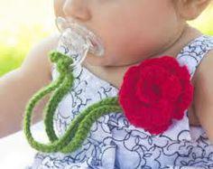crochet dummy clip pattern - Google Search
