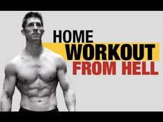 Video is a tad cheesy but the work out does look fierce! Concise, intense, and effective is always appealing to me. Just 4 mins!