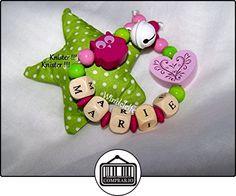 Agarre juguete búho con Bell-Crinkle Star y el nombre de su elección  ✿ Regalos para recién nacidos - Bebes ✿ ▬► Ver oferta: http://comprar.io/goto/B01H38I0B2