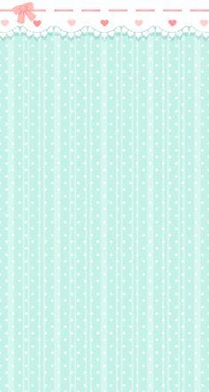 FREE Custom Box Background ~ Aqua Polka Dots by Riftress.deviantart.com on @deviantART