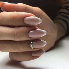 Nov 2019 - Here is your almond nails guide including; personality and characteristics, types of almond nail shape and celebrities with almond nails. Almond Nails French, Almond Shape Nails, French Tip Nails, French Manicures, Nails Shape, White Almond Nails, White French Nails, White Tip Nails, French Polish