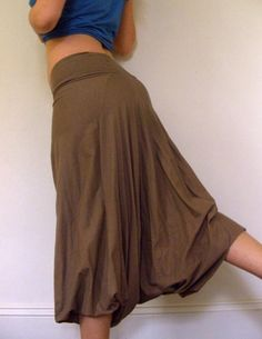 I want/need pants that look like a skirt. I'm in love with this whole shop.