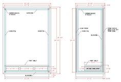 Klipsch Speakers, Speaker Plans, Loudspeaker, Cornwall, Horn Speakers, Floor Plans, How To Plan, Cover, Diy