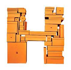 H is for Hermes Orange