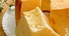 シンプルな材料で簡単!短時間!でふわふわなシフォンが出来ちゃいます。 2012・5・24砂糖の分量変更しました✿