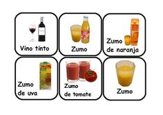 36  drinks flashcards in Spanish with real photos plus 6 blank flashcards to write the words or draw.Vocabulary building and consolidation ,useful for role-play like  a  shop,restaurant or  supermarket activity , game .Also selling food flashcards and other role play display items related to shops and restaurants.This work is licensed under a Creative Commons Attribution-NonCommercial-NoDerivs 3.0 Unported License.