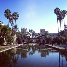 Balboa Park, San Diego. My last visit with Dad before he passed away. What a great memory of an exceptional man and an exceptional day at the park.