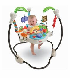 Fisher Price Luv U Zoo Jumperoo Baby Toys6 Month Old