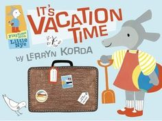 MAY 9-13 VACATION: Summer is near,  Hip-Hip-Hooray…  Vacation is here,  Time to play, play, play!  Join us in Story Time and relax while you hear these favorite stories.