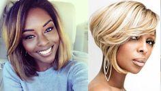 Peaux noires-Cheveux blonds - Le blog d'AjeyaLe blog d'Ajeya Hair Cuts, Hair Color, Long Hair Styles, Pretty, Recherche Google, Beauty, Blog, Images, Summer