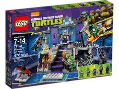 Buy LEGO NINJA TURTLES Shredder's Lair Rescuefor R1,199.00