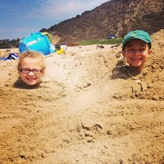 I get invited to the beach to create bodiless children...  Instagram photo by @spencer_baker via ink361.com