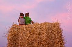фотосессия стог сена - Поиск в Google