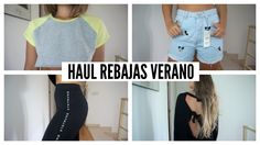 HAUL Rebajas Verano!! Mango, Bershka, Zara... - Trendencies TV. Youtube Video