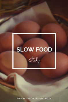 Why Slow Food Matters in Italy (And Why It Doesn't)