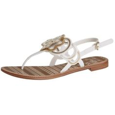a99b7e0610a75 Grendha HIPPIE Flip flops ( 43) ❤ liked on Polyvore