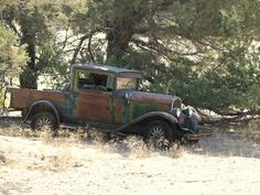 abandoned trucks - Google Search