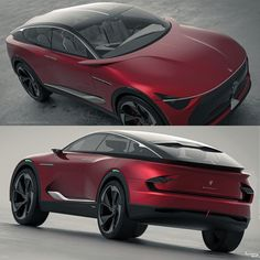 Car Design Sketch, Car Sketch, Futuristic Cars, Futuristic Vehicles, Maserati Suv, Automotive Design, Auto Design, Electric Crossover, Transportation Design