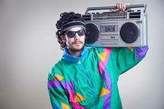 80's fashion -