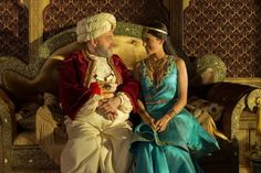 New Clip from 'The New Adventures of Aladdin'