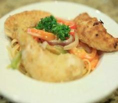 Olive Garden Chicken Scampi Recipe Video by copykat | ifood.tv