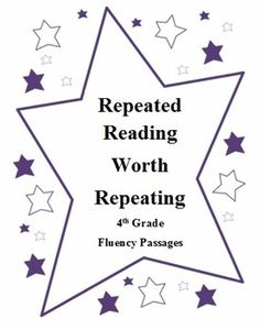Fluency practice is imbedded in the Common Core.  Repeated reading is a research based strategy to improve fluency, but the passages in the AIMSweb and Dibels programs are long, boring and not related to the curriculum. Student avoid practice because the stories are not engaging.