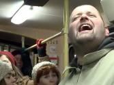 Weary Subway Commuters are Treated to the Most Amazing Gospel Flash Mob We've Seen!