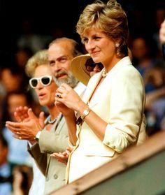 July 1995, Wimbledon Tennis Championships, Men's Finals