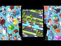 Gameplay en pareja: Crossy Road para Ipad en Español (BloGllero y LucyLook) - YouTube