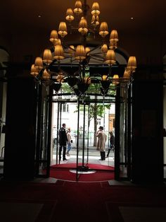 My experience at Le Royal Monceau Raffles Paris #Paris #France #Europe Raffles Hotels & Resorts