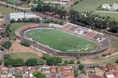 Estádio Pedro Marin Berbel - Birigui (SP) - Capacidade: 18 mil - Clube: Bandeirante