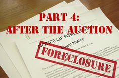 How Does Foreclosure Work in Georgia? Part 4: After The Auction - See more at: http://www.homebgone.com/blog/how-does-foreclosure-work-in-georgia-part-4-after-the-auction/#sthash.3Eqka7aM.dpuf