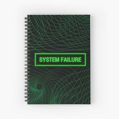 My Notebook, Programming, Creative Design, Spiral, Printed, Awesome, Quotes, Products, Art
