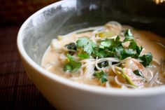 Gojee - Thai Coconut Shrimp Soup by Food and Whine