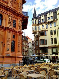 Dome Square. Riga