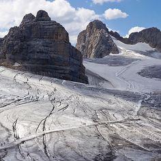 Dachstein glaciers I