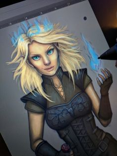AELIN IS ALMOST DONE!
