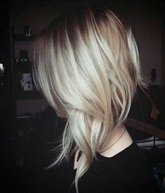 Edgy New Hairstyles for Medium Hair | Some Beautiful New hairstyles for 2015 - 2016