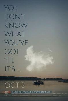 Premier trailer de Gone Girl de David Fincher