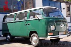 Oldtimer VW Bus T2a Bully zum Mieten