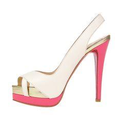 Christian Louboutin, shoe crush