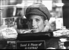Barbra Streisand in What's Up, Doc?