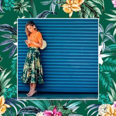 If you love Flower Prints, you should follow this Instagram   Trendland Mish Mash, Sophisticated Style, Love Flowers, Textile Design, Flower Prints, Catwalk, Instagram Posts, Floral, Mood Boards