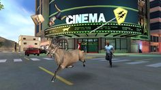 Goat Simulator Payday v1.0.1   Goat Simulator Payday v1.0.1Requirements:4.0Overview:Goat Simulator: Payday is the most criminally realistic goat simulation yet! Starring 4 new main thugs - A flying flamingo a wheelchairing dolphin a spitting camel and a goat thats just really handsome.  Use PRANKNET  to find your new crew some smash & grab heists then blast away your stolen cash on different things. Mostly masks. Okay only masks.  Dodge the police by stealing and driving other peoples cars…