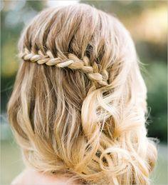 25 Braided Wedding Hair Ideas To Love - The Wedding Chicks