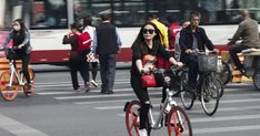 Bike-sharing Mobike gets to ride on WeChat's popularity to reach 900 million users